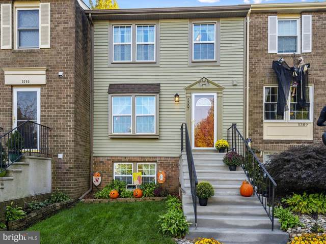 5387 Harbor Court Drive, ALEXANDRIA, VA 22315 (#VAFX1160540) :: McClain-Williamson Realty, LLC.
