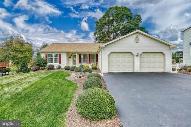 2252 Canterbury Drive, MECHANICSBURG, PA 17055 (#PACB128700) :: The Joy Daniels Real Estate Group