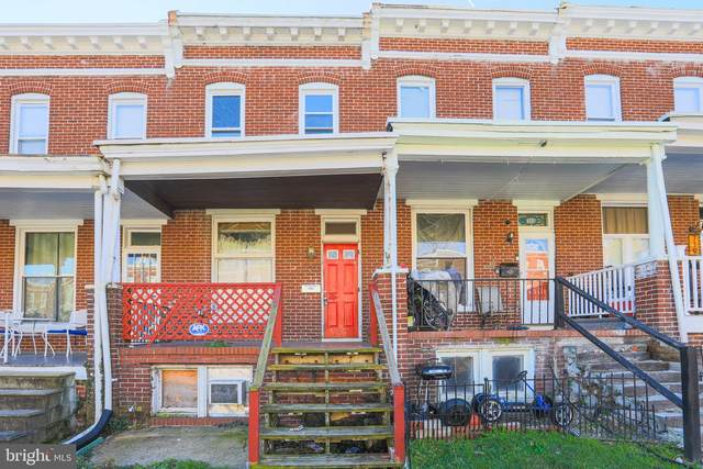 723 Mckewin Avenue, BALTIMORE, MD 21218 (#MDBA527290) :: Fairfax Realty of Tysons