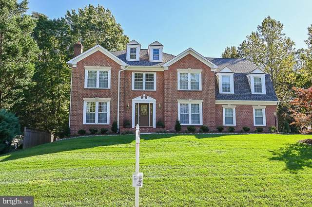 10115 Homar Pond Drive, FAIRFAX STATION, VA 22039 (#VAFX1160588) :: Bruce & Tanya and Associates