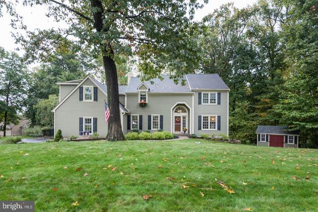 300 Deerhaven Way, GLENMOORE, PA 19343 (#PACT518396) :: Blackwell Real Estate