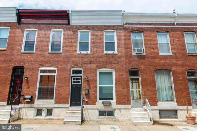 118 Curley Street S, BALTIMORE, MD 21224 (#MDBA527330) :: The Redux Group