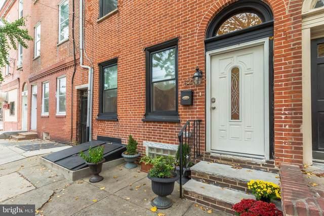 523 Fairmount Avenue, PHILADELPHIA, PA 19123 (#PAPH943562) :: Jason Freeby Group at Keller Williams Real Estate