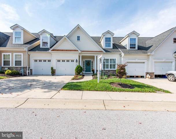 8707 Sage Brush Way #54, COLUMBIA, MD 21045 (#MDHW286374) :: ExecuHome Realty