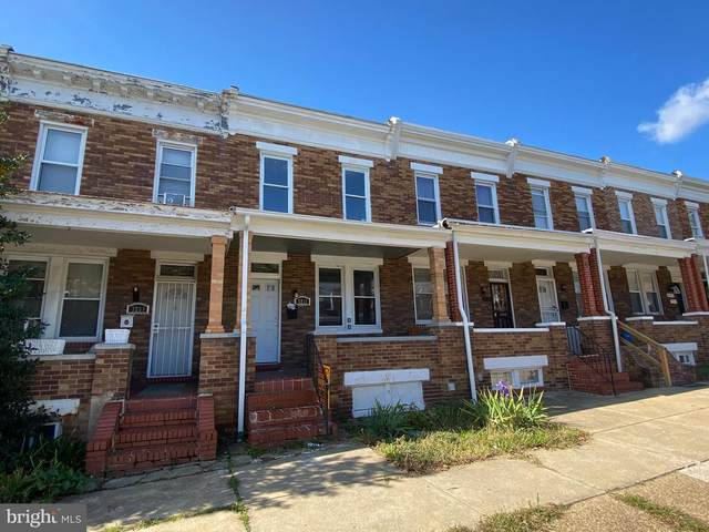 3231 Kenyon Avenue, BALTIMORE, MD 21213 (#MDBA527350) :: The MD Home Team
