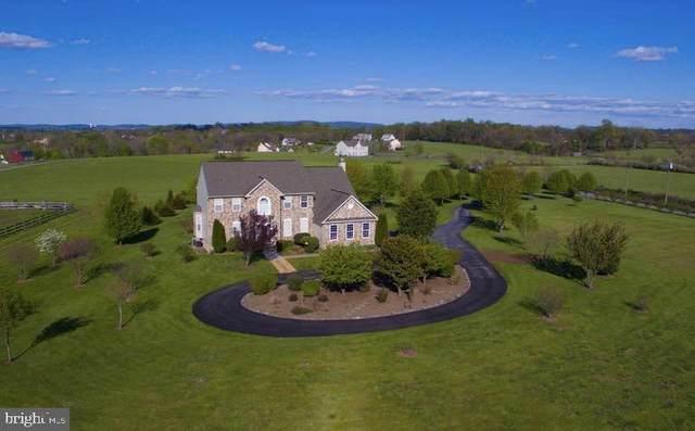 11584 Georges Mill Road, LOVETTSVILLE, VA 20180 (#VALO423314) :: Blackwell Real Estate