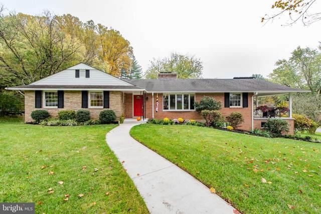 2841 Montclair Drive, ELLICOTT CITY, MD 21043 (#MDHW286376) :: Revol Real Estate