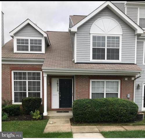 16315 Ellipse Terrace #115, BOWIE, MD 20716 (#MDPG584016) :: Tom & Cindy and Associates