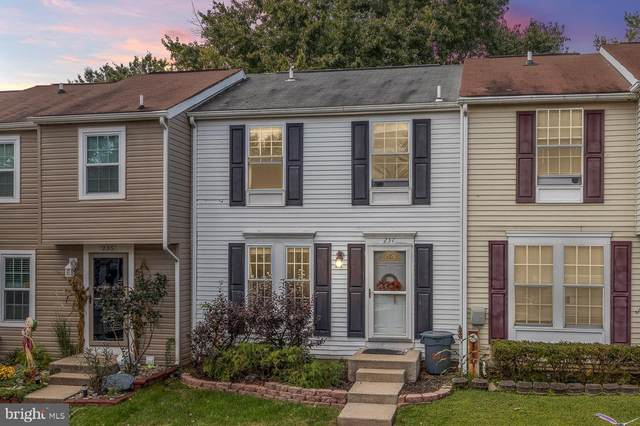 237 Ellerslie Court, ABINGDON, MD 21009 (#MDHR252796) :: Jennifer Mack Properties
