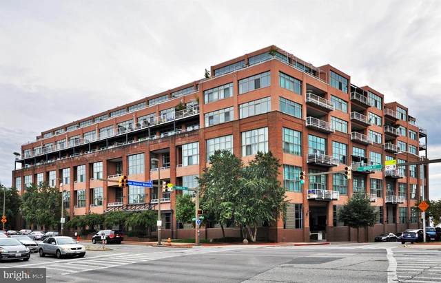 2901 Boston Street #310, BALTIMORE, MD 21224 (#MDBA527364) :: SURE Sales Group