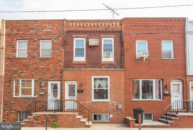 2611 S Chadwick Street, PHILADELPHIA, PA 19145 (#PAPH943632) :: Nexthome Force Realty Partners