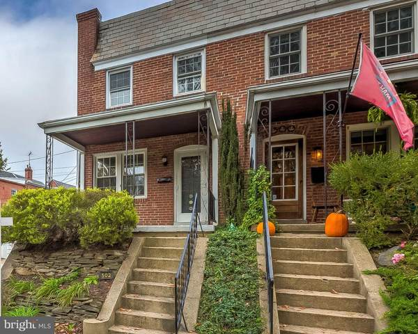 502 W 37TH Street, BALTIMORE, MD 21211 (#MDBA527372) :: Peter Knapp Realty Group