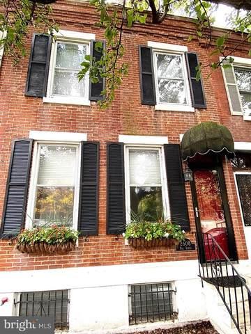 2608 Pine Street, PHILADELPHIA, PA 19103 (MLS #PAPH943642) :: Kiliszek Real Estate Experts