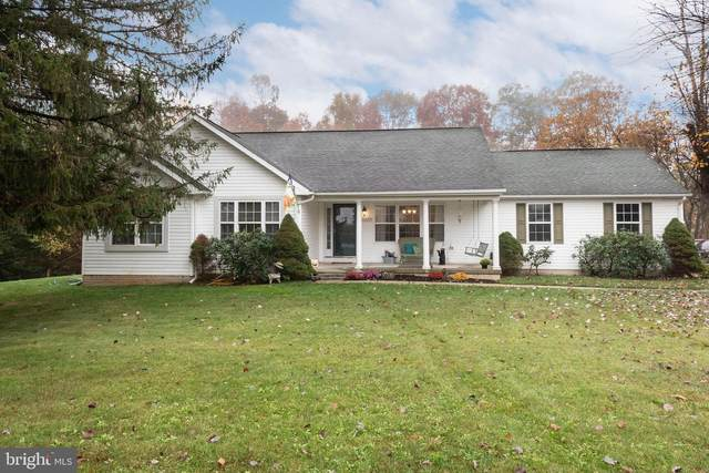 14227 Peddicord Road, MOUNT AIRY, MD 21771 (#MDFR272078) :: The Piano Home Group