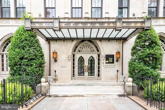 1613 Harvard Street NW #401, WASHINGTON, DC 20009 (#DCDC491174) :: SURE Sales Group