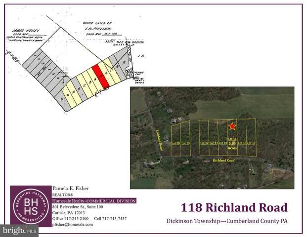 110 Richland Road, CARLISLE, PA 17015 (#PACB128742) :: LoCoMusings