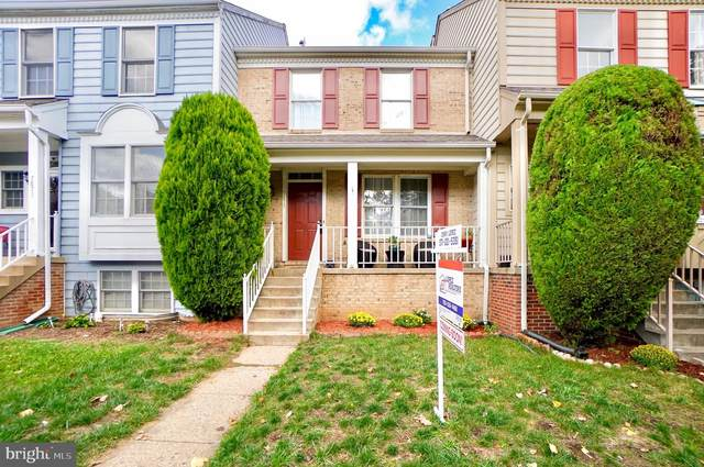 7873 Blue Gray Circle, MANASSAS, VA 20109 (#VAPW506760) :: Advon Group