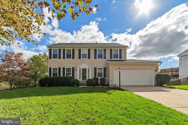 528 Canterbury Circle, PURCELLVILLE, VA 20132 (#VALO423352) :: LoCoMusings