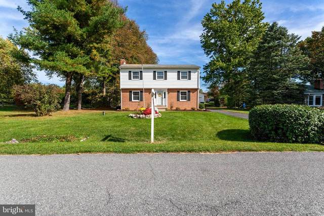 7895 W Hills Drive, FREDERICK, MD 21702 (#MDFR272096) :: SP Home Team