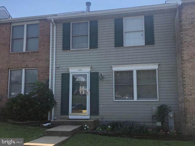 135 Spruce Wood Court, ABINGDON, MD 21009 (#MDHR252806) :: ExecuHome Realty