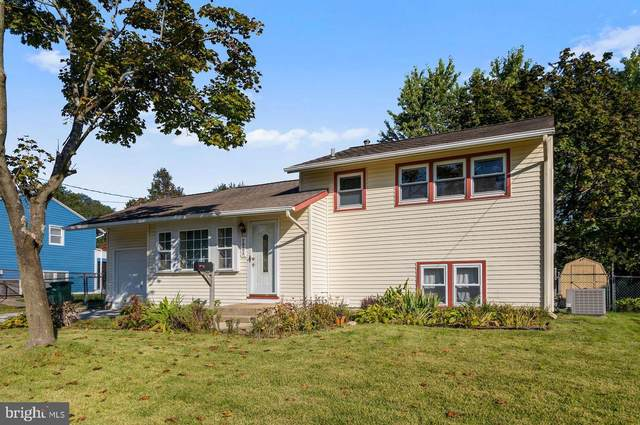 605 Vassar Road, WENONAH, NJ 08090 (MLS #NJGL265856) :: The Dekanski Home Selling Team