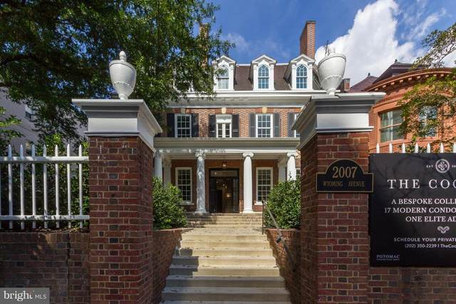 2007 Wyoming Avenue NW #4, WASHINGTON, DC 20009 (#DCDC491214) :: Blackwell Real Estate