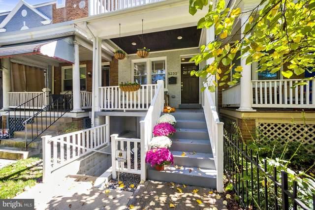 5233 5TH Street NW, WASHINGTON, DC 20011 (#DCDC491222) :: Crossman & Co. Real Estate