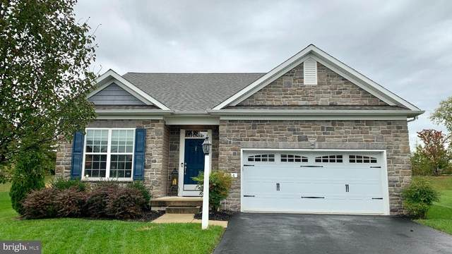 544 Donner Way, MILLERSVILLE, MD 21108 (#MDAA449414) :: Blackwell Real Estate