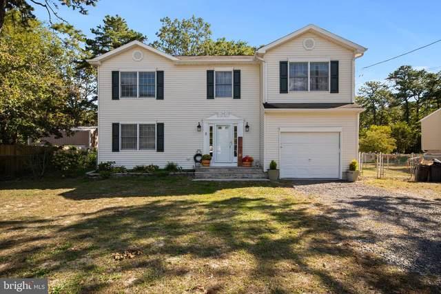 8 Talapoosa Trail, BROWNS MILLS, NJ 08015 (#NJBL383768) :: Linda Dale Real Estate Experts