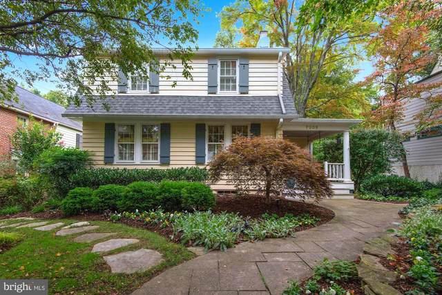7209 Oakridge Avenue, CHEVY CHASE, MD 20815 (#MDMC729522) :: The Piano Home Group