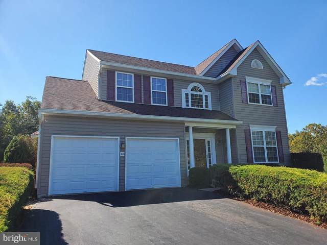 63 Woodleigh Lane, STAFFORD, VA 22556 (#VAST226304) :: RE/MAX Cornerstone Realty
