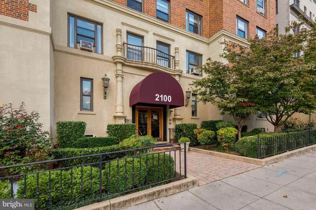 2100 19TH Street NW #805, WASHINGTON, DC 20009 (#DCDC491264) :: Crossman & Co. Real Estate