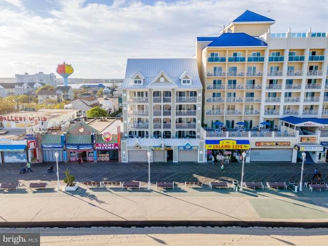 205 Atlantic Avenue #202, OCEAN CITY, MD 21842 (#MDWO117536) :: CoastLine Realty