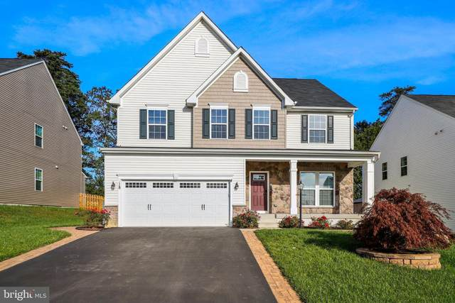18 Clear Spring Lane, FREDERICKSBURG, VA 22405 (#VAST226314) :: Lucido Agency of Keller Williams