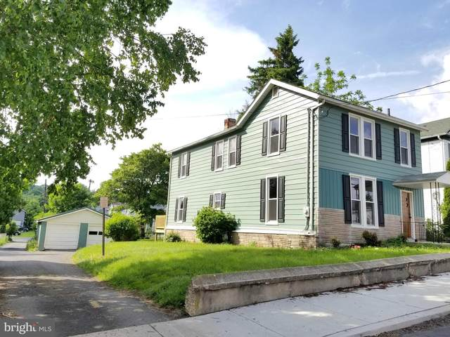 89 S Broadway, FROSTBURG, MD 21532 (#MDAL135492) :: The MD Home Team