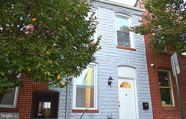 128 S Castle Street, BALTIMORE, MD 21231 (#MDBA527480) :: SURE Sales Group