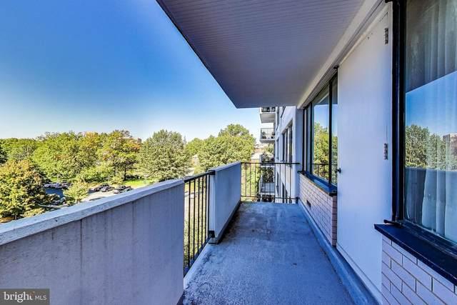 4501 Arlington Boulevard #518, ARLINGTON, VA 22203 (#VAAR171152) :: City Smart Living