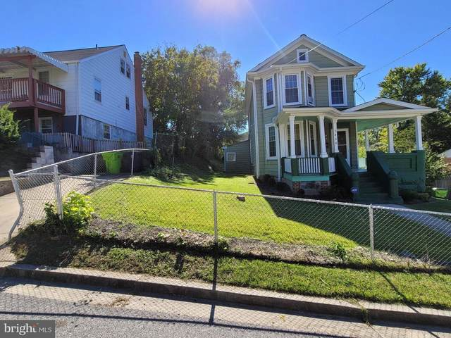 5409 Brenner Street, CAPITOL HEIGHTS, MD 20743 (#MDPG584140) :: Blackwell Real Estate