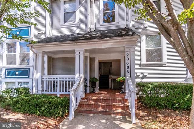 20606 Cornstalk Terrace #201, ASHBURN, VA 20147 (#VALO423396) :: Tom & Cindy and Associates