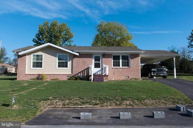 124 Lariat Lane, KEARNEYSVILLE, WV 25430 (#WVBE181040) :: Blackwell Real Estate