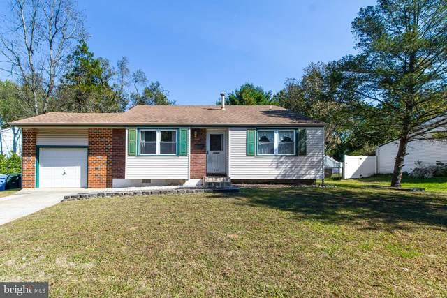 246 Montgomery Drive, MANTUA, NJ 08051 (MLS #NJGL265898) :: The Dekanski Home Selling Team