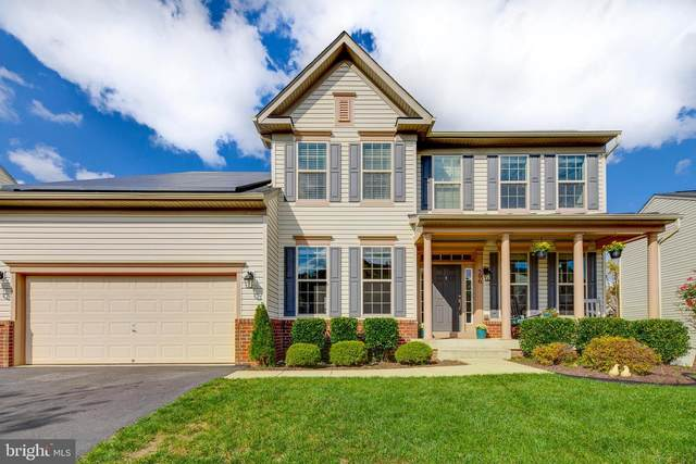 506 Bricker Drive, FORT WASHINGTON, MD 20744 (#MDPG584156) :: Better Homes Realty Signature Properties