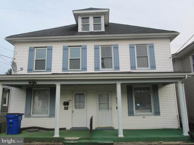 876 Virginia Avenue, HAGERSTOWN, MD 21740 (#MDWA175260) :: The MD Home Team