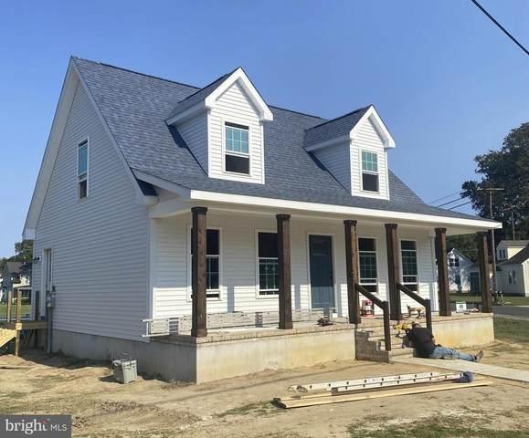 207 Oak Street, HURLOCK, MD 21643 (#MDDO126216) :: McClain-Williamson Realty, LLC.