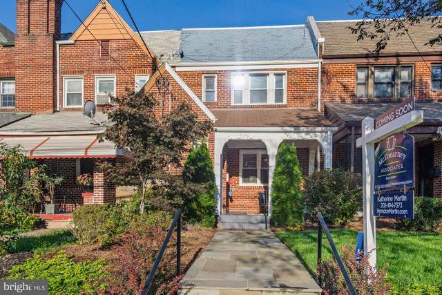 5106 New Hampshire Avenue NW, WASHINGTON, DC 20011 (#DCDC491330) :: The MD Home Team