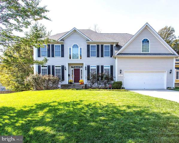 911 Potterton Circle SW, VIENNA, VA 22180 (#VAFX1160880) :: RE/MAX Cornerstone Realty