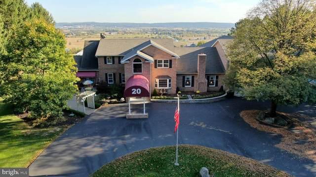 20 Miller Drive, KUTZTOWN, PA 19530 (#PABK365396) :: Iron Valley Real Estate