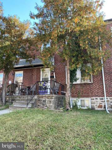 23 N Bernice Avenue, BALTIMORE, MD 21229 (#MDBA527536) :: Advon Group