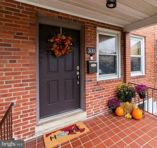 331 Imla Street, BALTIMORE, MD 21224 (#MDBA527538) :: Jennifer Mack Properties