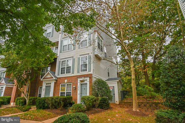 12769 Fair Crest Court #36, FAIRFAX, VA 22033 (#VAFX1160900) :: Crossman & Co. Real Estate